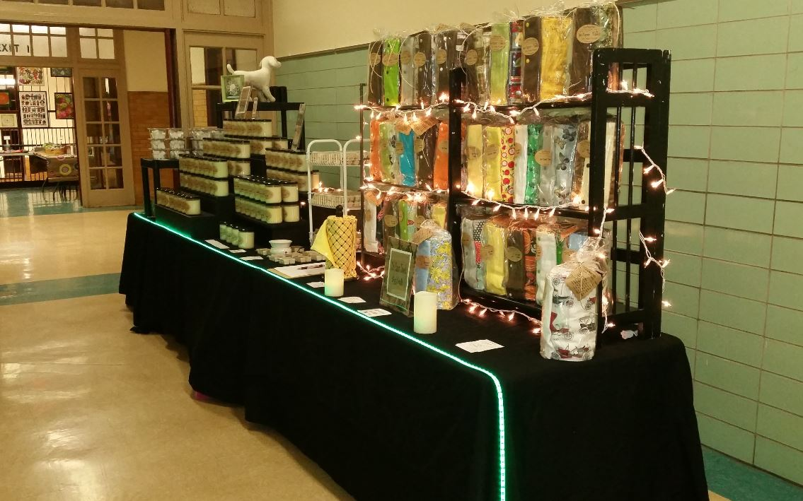 Charles Carroll School Craft Show